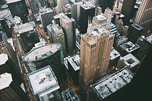City Birds eye view