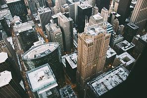 ニューヨークのAeriel見ます