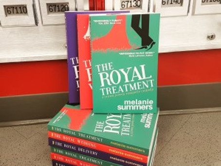 The Crown Jewels Series Paperback Editions