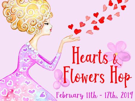 Hearts & Flowers Hop!