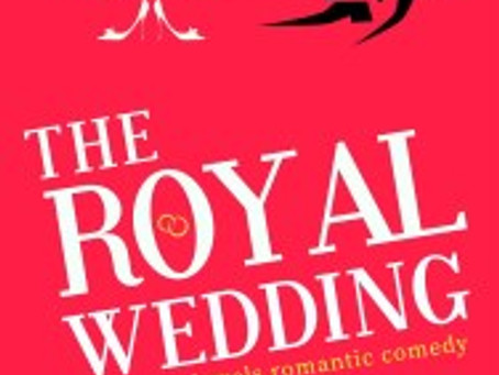 You're Cordially Invited to The Royal Wedding