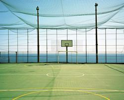 terrain de basket, Monaco