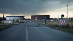 Dunkerque réserve de pétrole