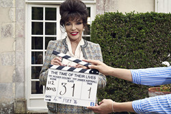 Joan Collins sur
