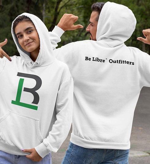 Be Libre`Logo Sweatshirt