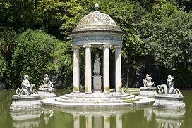 Historical park of Villa Durazzo Pallavi