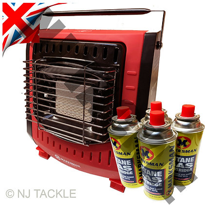Bivvy Heater Package
