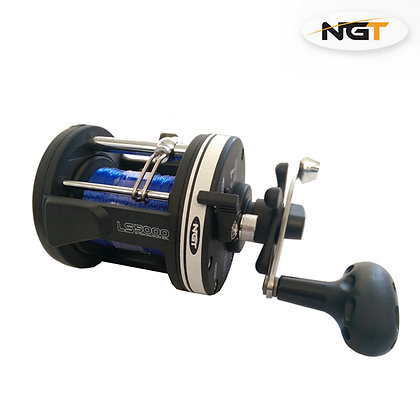 LS5000 Multiplier Reel With 25lb Line