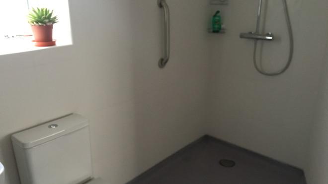 Rubery finished bathroom 1
