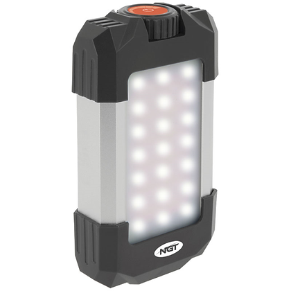 Multifunctional 24 LED Light with 10400mAh Powerbank and Case