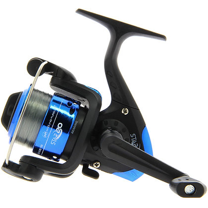 STAR20 Coarse Fishing Reel with 8lb Line