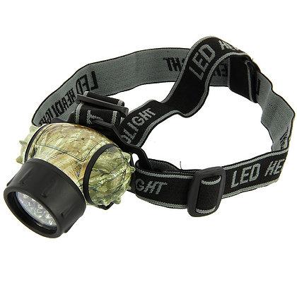 19 LED Multi-Function Headlight In Camo