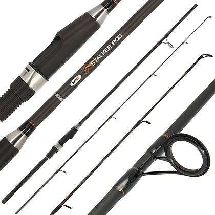Dynamic Stalker - 6ft, 2pc, 2.0lb TC High Carbon Rod