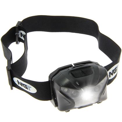 XPR Cree Headlamp - USB Rechargable (140 Lumens)