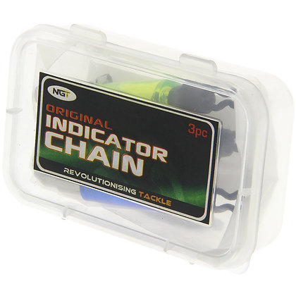 3pc 'Original' Chain Indicator Set in Plastic Case