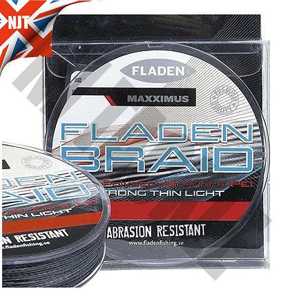 Fladen Maxximus Catfish Sturgeon Braid 90lb 250m abrasion resistant