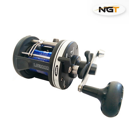 LS3000 Multiplier Reel With 25lb Line