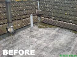 Flat Roof A