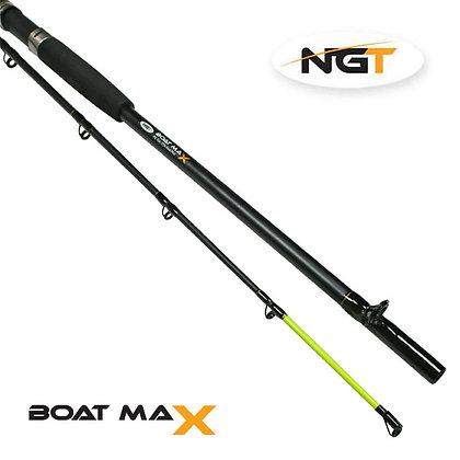 Boat Max - 6ft, 2pc, 25lb Boat Rod