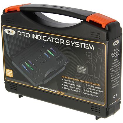 NGT Profiler Indicator Set - 21pc Set in Hardcase