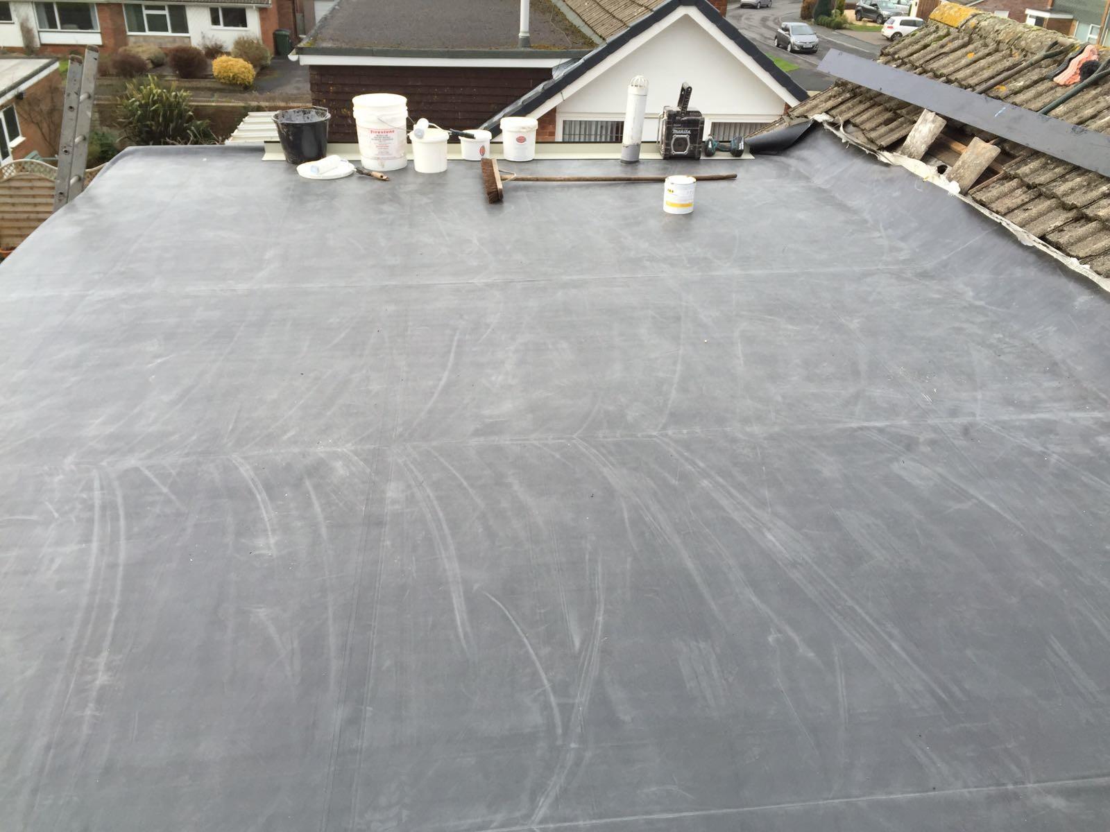 Flat Roof 7