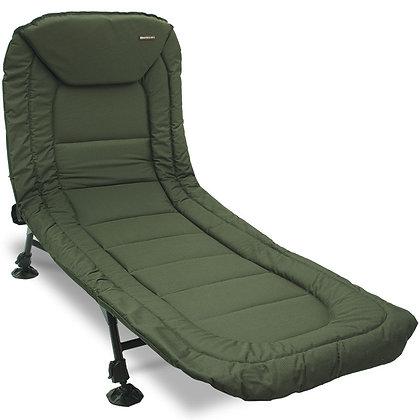 Specimen Anglers Bedchair - 6 Leg, Recliner with P