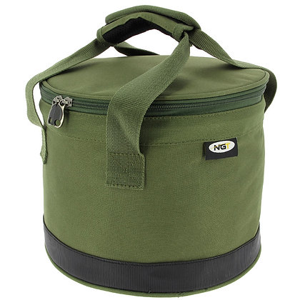 Bait Bin With Handles & Zip Cover (325)