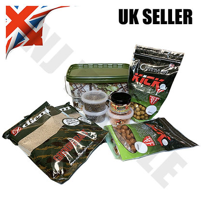 Boilie / Pellet & Groundbait Deal