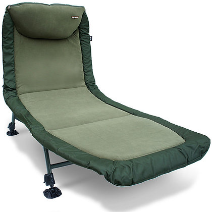 Classic Bedchair - Micro Fleece Fabric Recliner