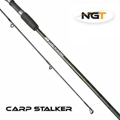 Carp Stalker - 8ft, 2pc Carp Stalking Rod in Camo