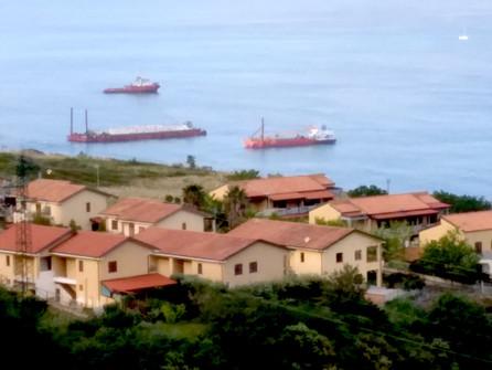 Bonifati, lavori per il ripascimento del litorale eroso dalle mareggiate