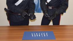 Crotone, operazione antidroga al quartiere Fondo Gesù, 3 arresti