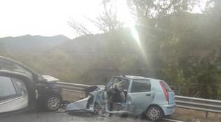 Tortora, incidente mortale sulla statale 585, fondovalle del Noce. Perde la vita un uomo di 62 anni