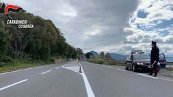 Guardia Piemontese, in auto con l'hashish nascosto nel marsupio, un arresto