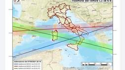 Lanciatore spaziale cinese: la nota ufficiale della Regione Calabria