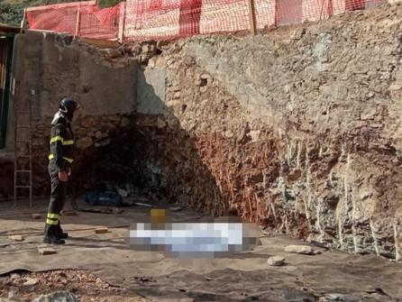Buonvicino, 58enne cade da un edificio in ristrutturazione e muore