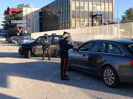 Cosenza, estorsione: i carabinieri eseguono tre misure cautelari
