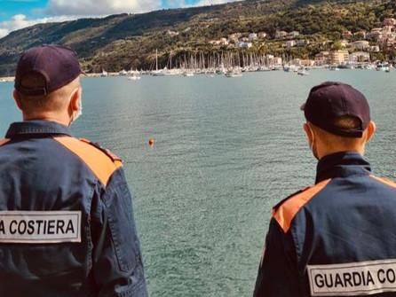 Pontile abusivo: sequestro dalla Guardia costiera a Vibo marina
