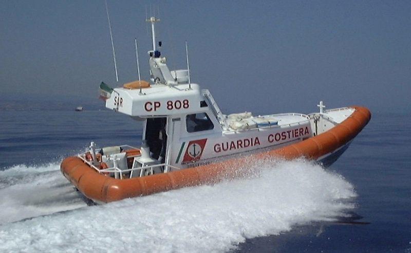 Guardia costiera, imbarcazione