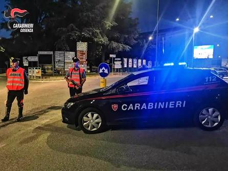 Cosenza, furto in un bar di piazza Garibaldi: due arresti in flagranza