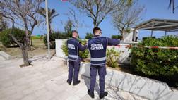 Corigliano Rossano, sequestrata una struttura balneare
