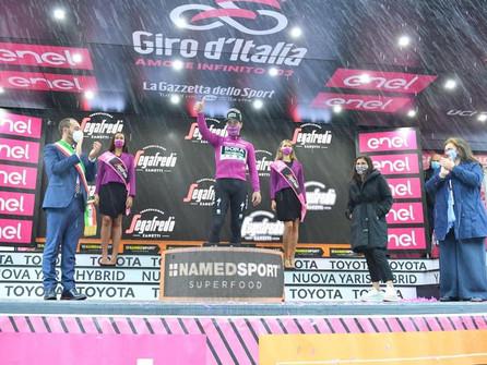 Il Giro d'Italia ricorda Jole Santelli con un minuto di silenzio