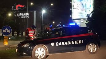 Estorsione e maltrattamenti: i carabinieri arrestano un 41enne a Cosenza