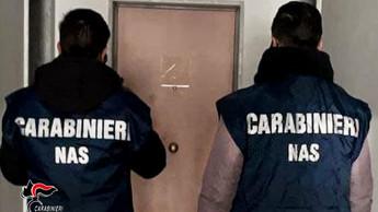 Reggio Calabria, Casa di riposo degli orrori: sequestrata dai carabinieri del Nas