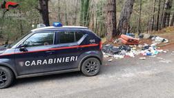 San Giovanni in Fiore, abbandono di rifiuti: scattano le sanzioni