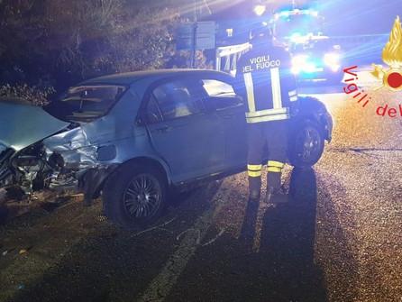 Incidente stradale sulla ss 107: due feriti nel crotonese