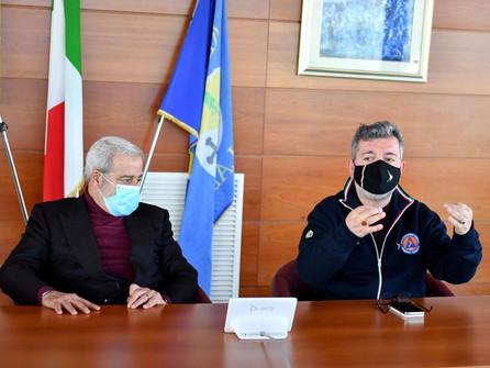 Tre nuovi hub vaccinali a Catanzaro, Corigliano Rossano e Siderno