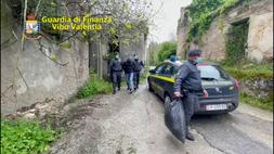 Vibo Valentia, sequestrati 2 Kg di marijuana: un arresto