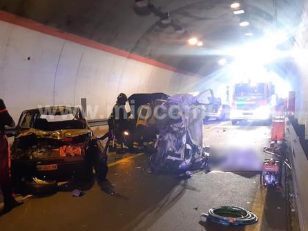 Guardia Piemontese, incidente mortale sulla statale 18 - Foto