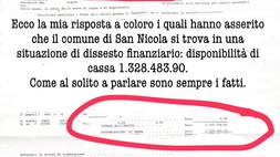 "San Nicola Arcella, la sindaca Mele: ""Nessun dissesto"""